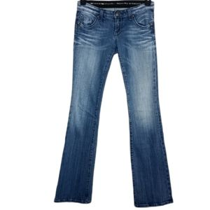 ReRock for Express Boot cut jeans size 0